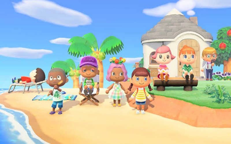 Animal crossing - istimewa