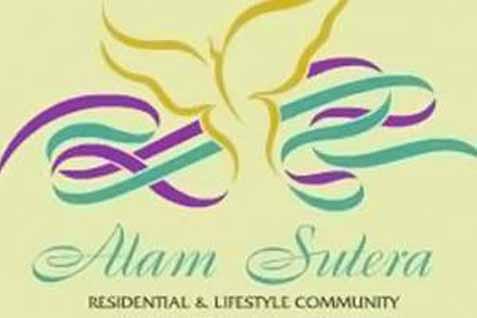 Logo Alam Sutera. - Istimewa