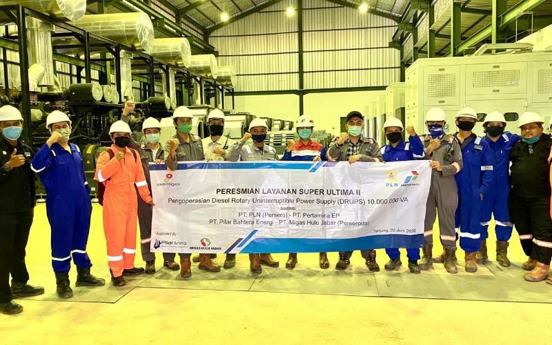 PT Migas Hulu jabar (MUJ) mulai menunjukkan keberhasilan di bidang layanan ketenagalistrikan untuk operasional industri sektor hulu migas milik Pertamina EP Asset 5, di Tabalong, Kalimantan Selatan.