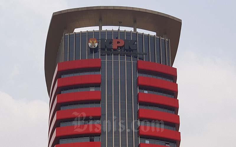 Gedung Komisi Pemberantasan Korupsi Republik Indonesia di Jakarta. - Bisnis/Samdysara Saragih