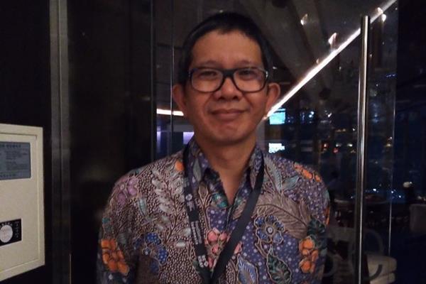 Staf Khusus Menteri Bidang Digital dan Industri Kreatif Kemenparekraf/Baparekraf Ricky Pesik. - Bisnis.com/Ilman A Sudarwan