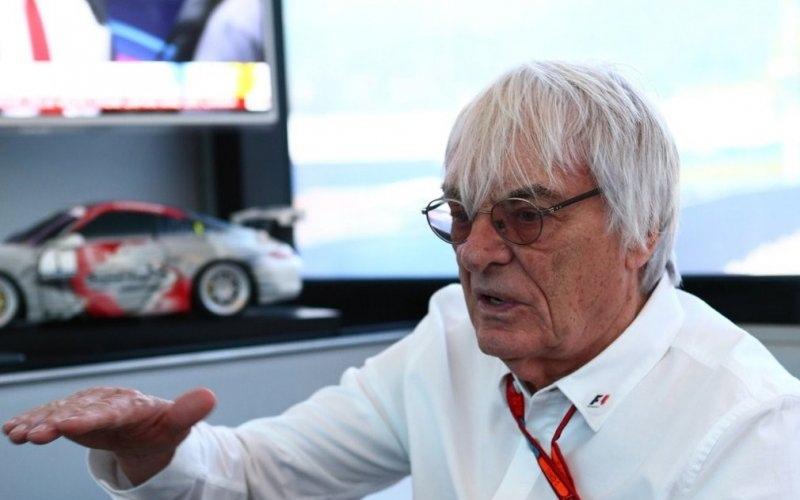 Arsip foto: Bernie Ecclestone/Antara/Twitter.com - F1