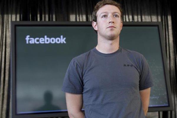 Pendiri dan CEO Facebook Mark Zuckerberg - Reuters/Robert Galbraith