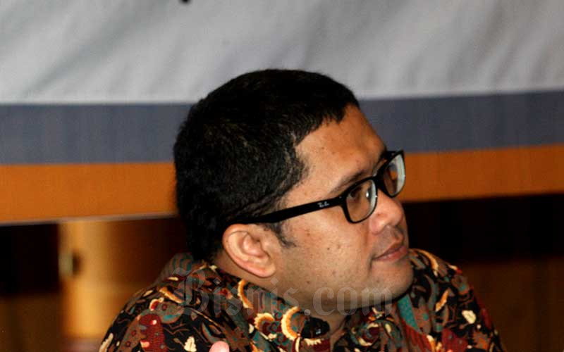 Kepala BKF Kemeneu Febrio Kacaribu.