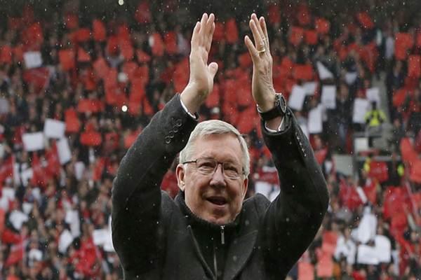 Alex Ferguson - Reuters