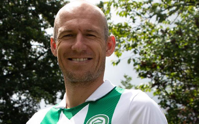 Arjen Robben - Twitter@fcgroningen