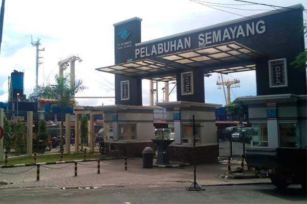 Pelabuhan Semayang. - yukpergi.com