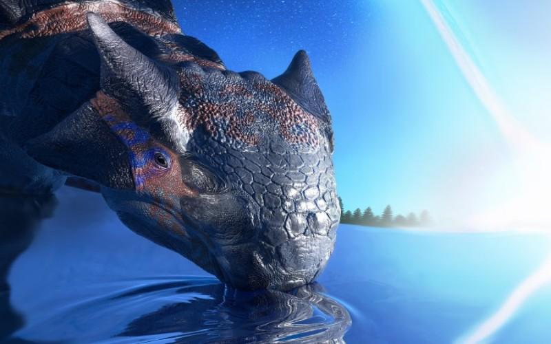 Dinosaurus - ilustrasi