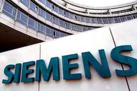 Ilustrasi kantor Siemens.  - Istimewa