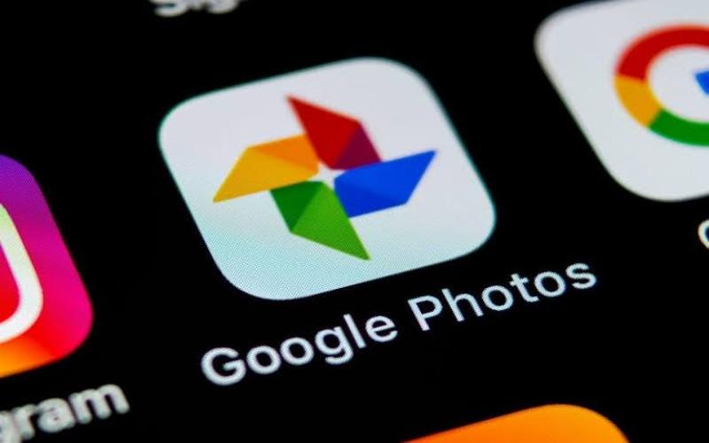 Aplikasi google photo - istimewa