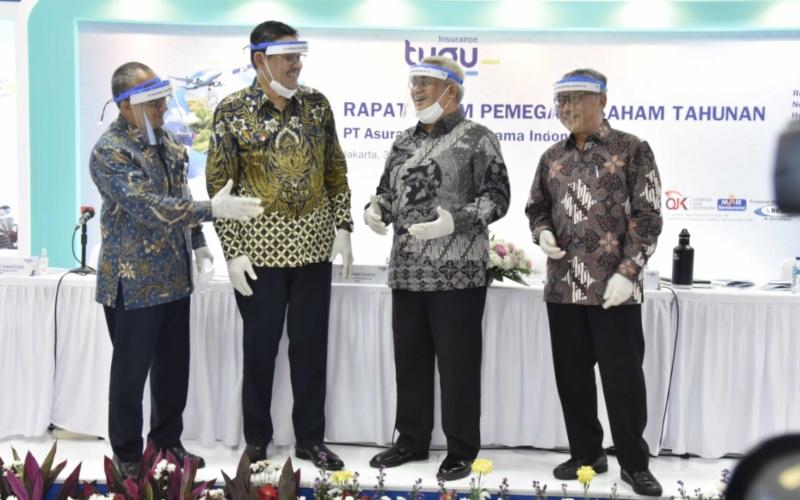 TUGU Laba Konsolidasi Tugu Insurance Tumbuh 145,7 Persen pada 2019 - Finansial Bisnis.com