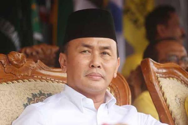 Gubernur Kalimantan Tengah Sugianto Sabran - Istimewa