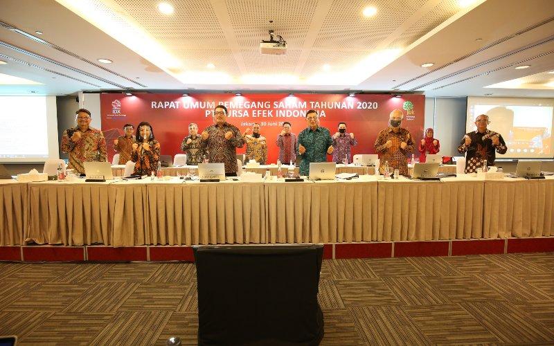 TOBA Keponakan Luhut Ungkap Misi Jajaran Baru Bursa Efek Indonesia - Market Bisnis.com