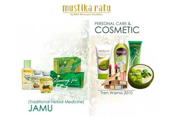 MRAT Penjualan Kosmetik Moncer, Mustika Ratu (MRAT) Berbalik Bukukan Laba - Market Bisnis.com