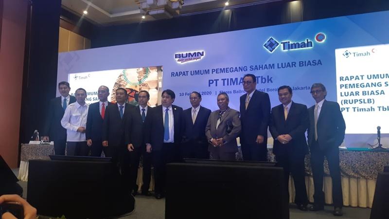 TINS Timah (TINS) Jual Cucu Usaha di Singapura ke MIND ID - Market Bisnis.com