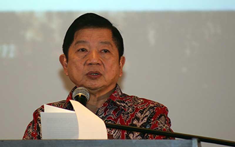 Menteri Perencanaan Pembangunan Nasional/Kepala Bappenas Suharso Monoarfa. Bisnis - Abdullah Azzam