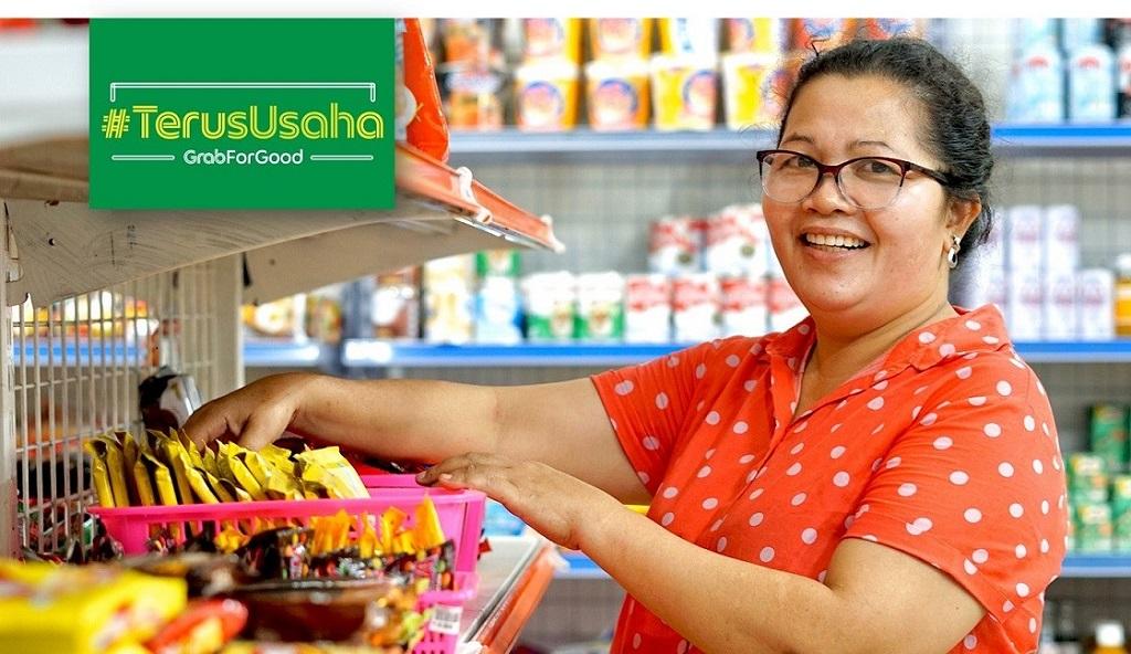 TerusUsaha Grab for Good.