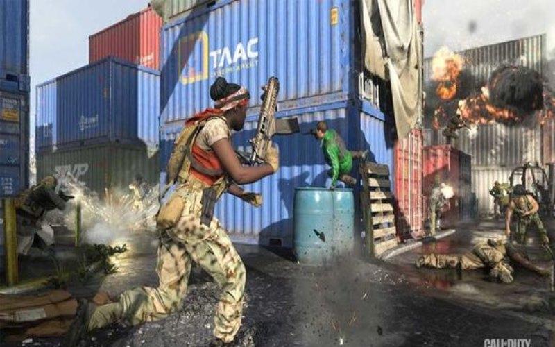 Call of Duty menambah senjata dan jumlah pemain. - Express