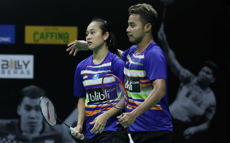 Rehan Naufal Kusharjanto-Lisa Ayu Kusumawati - Badminton Indonesia