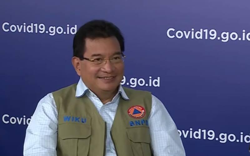 Ketua Tim Pakar Gugus Tugas Penanganan Covid-19 Wiku Adisasmito. JIBI - Bisnis/Nancy Junita