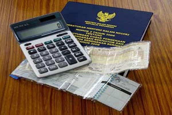 Ilustrasi pajak kendaraan. - Beritajakarta.com