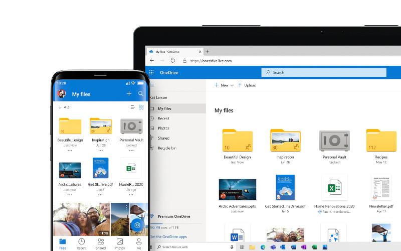 Setiap file, di mana pun, selalu terproteksi. - microsoft.com