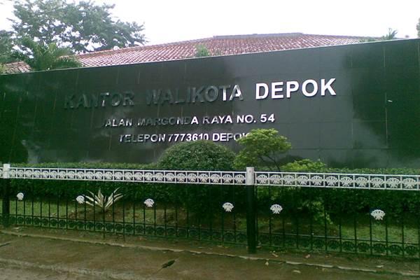 Gedung Wali Kota Depok - wikipamia.org