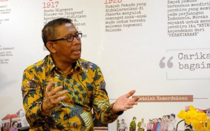 Gubernur Kalimantan Barat Sutarmidji. - Antara