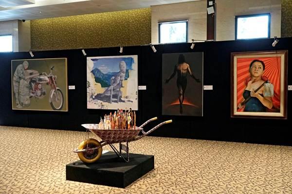 Pameran seni rupa Fine Art Exhibiton - Istimewa