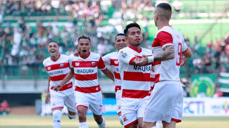 Madura United - MaduraUnitedFC.com