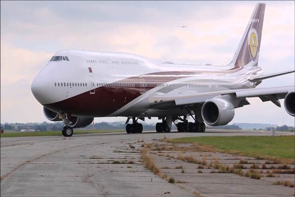 Boeing 747-8 - Youtube