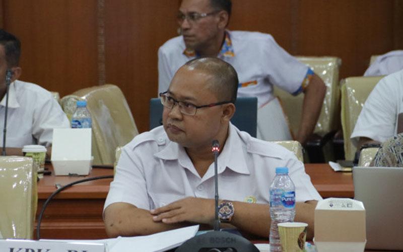 Direktur Utama PDAM Jayapura Entis Sutisna - Papua.go.id