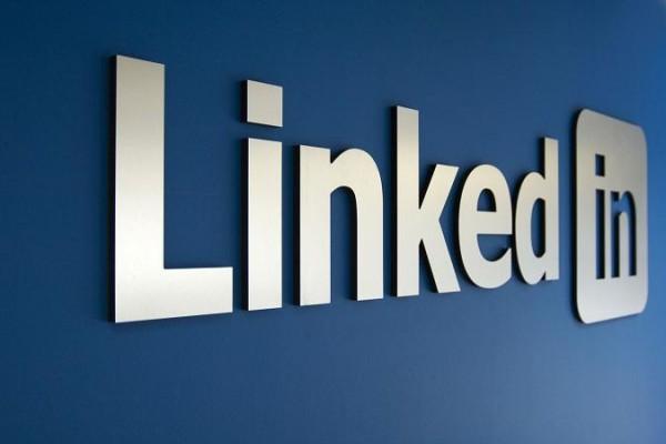 Logo LinkedIn. -  Dok. Istimewa