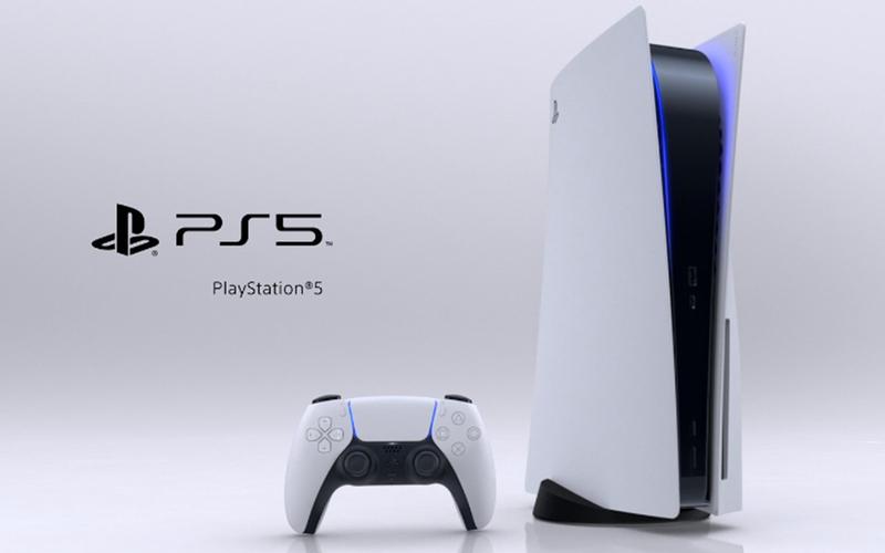Tampilan konsol PlayStation 5. - www.theverge.com