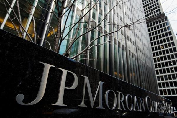 JP Morgan Chase - Reuters/Lucas Jackson