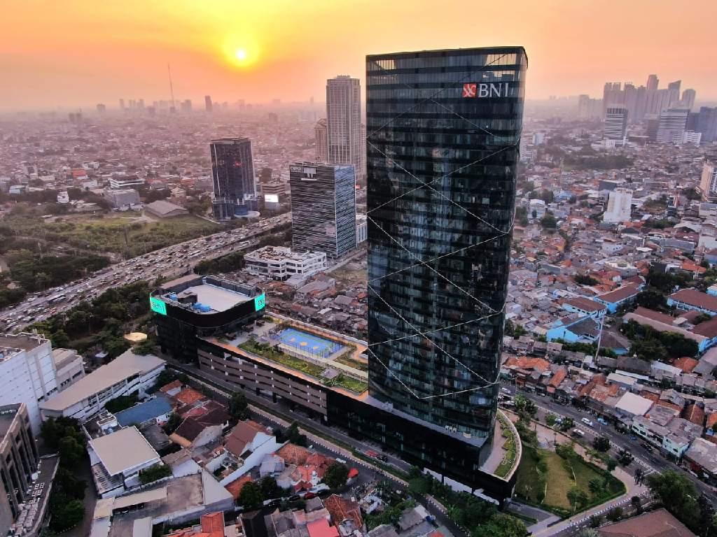 BBNI Rayakan HUT di Tengah Pandemi, BNI Satukan Energi Optimis untuk Indonesia - Finansial Bisnis.com