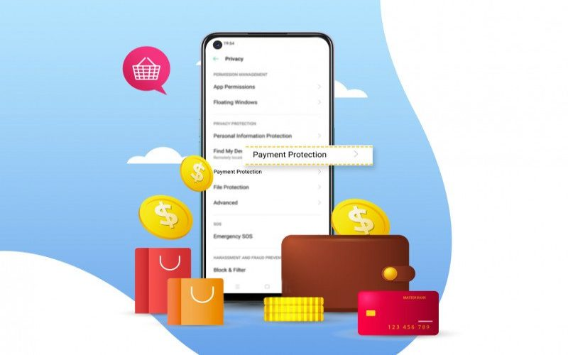 Ilustrasi Secure Payment A92. (ANTARA - OPPO Indonesia)