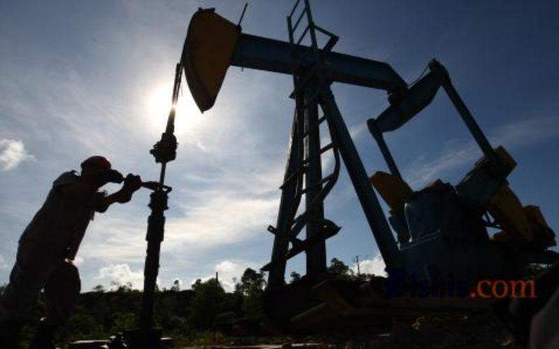 Kilang minyak dan gas.  - Bisnis.com