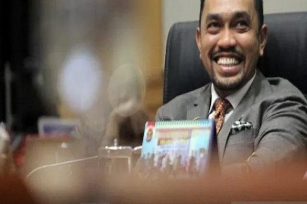 Wakil Ketua Komisi III DPR RI, Ahmad Sahroni. - Antara