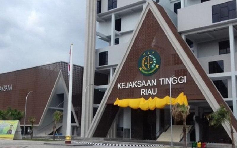 Kejaksaan Tinggi Riau - Antara/Riski Maruto
