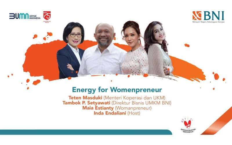 Energy for Womenpreneur