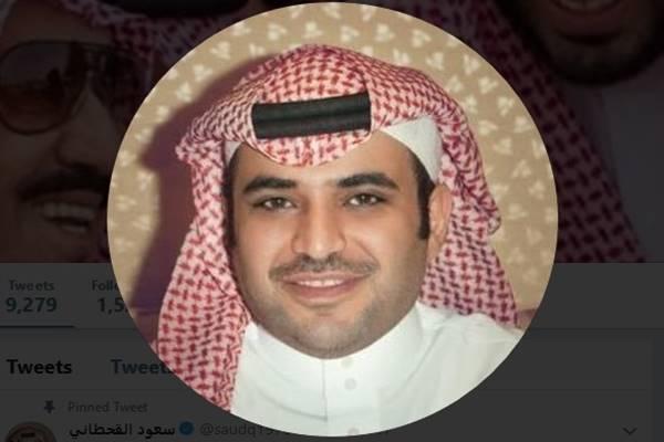 Saud Al-Qahtani - Twiiter @saud1978