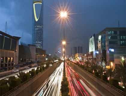 Arab Saudi-Waseem Obaidi - Bloomberg