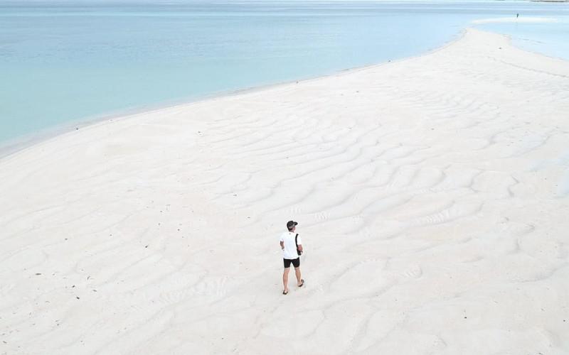 Pulau Senggalau.  - BISNIS.com