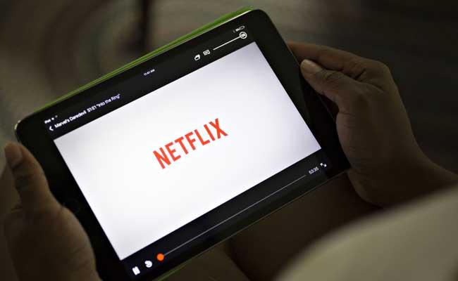 Netflix. Bloomberg