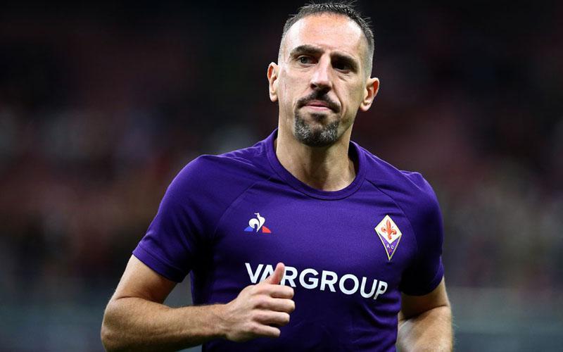 Pemain Fiorentina Franck Ribery - SB Nation