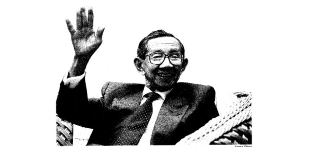Soemitro Djojohadikoesoemo - Dok. Bisnis Indonesia