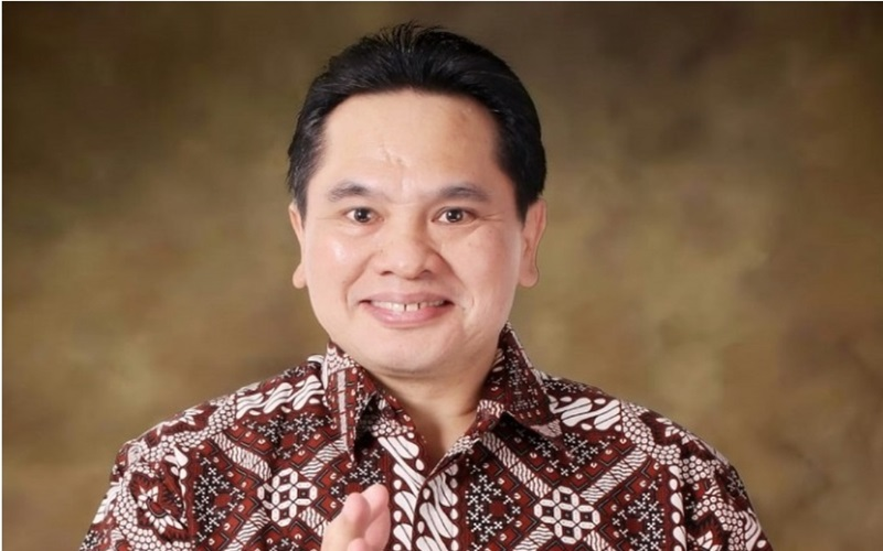Ketua DPD Hippi DKI Jakarta Sarman Simanjorang - Istimewa