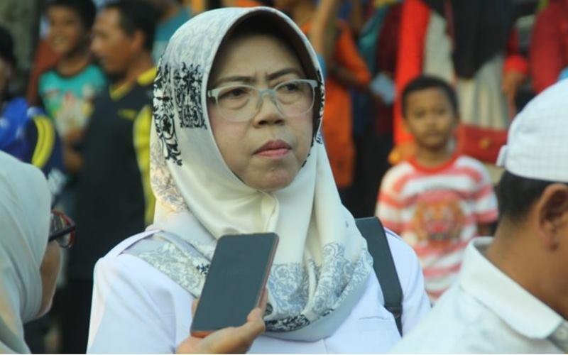 Kepala Dinas Kesehatan Kabupaten Ponorogo Rahayu Kusdarini. - Antara