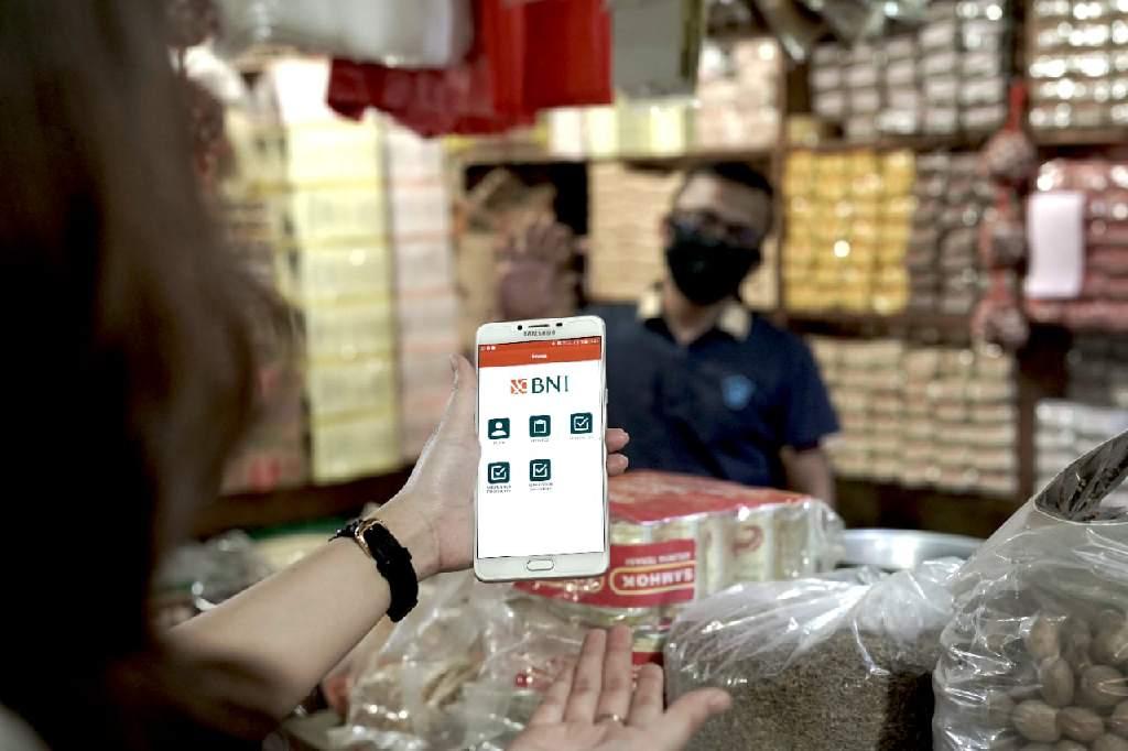 Aplikasi BNI MOVE (Mobile Innovation for SME Ecosystem)